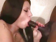 Anal Big Cock Brunette Homemade