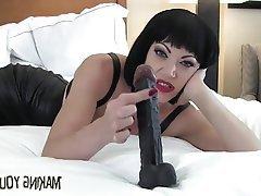 BDSM Bisexual Femdom POV