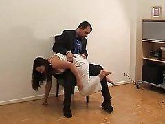 Big Butts Spanking Teacher