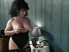 Granny Old and Young Pornstar