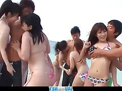 Asian Creampie Group Sex Hardcore Japanese