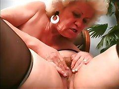BBW Granny Hairy Lesbian