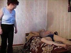 Granny Mature Russian