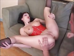 Anal BDSM Creampie Rough