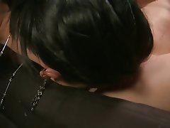 Teen MILF Lesbian Brunette