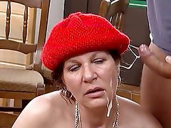 Mature MILF Old and Young Shaved