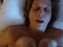 Big Boobs Big Cock Cum in mouth Cumshot Boobs