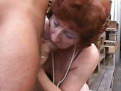 Handjob Gangbang Granny Blowjob