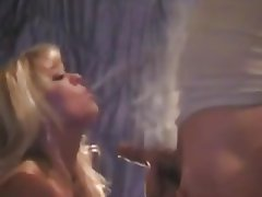 Blonde Blowjob MILF Old and Young