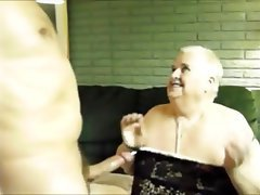 BBW Blowjob Granny Chubby