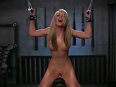 BDSM Bondage Orgasm Machine Fucking
