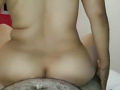 Asian Indonesian Mature MILF Fucking