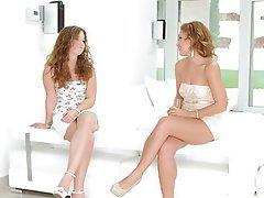 Lesbian Lingerie