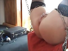 Anal BDSM Homemade