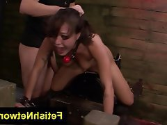 BDSM Bondage Cumshot Spanking