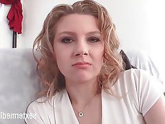 Casting German Small Tits Masturbation