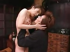 Cum in mouth Japanese Mature Old and Young
