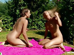Lesbian Lingerie Lesbian seduction