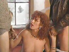 Anal Cumshot Double Penetration Group Sex Vintage