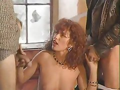 Anal Cumshot Double Penetration Group Sex