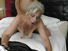 Old and Young Orgasm Mature