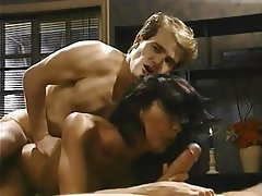 Anal Double Penetration Facial Threesome