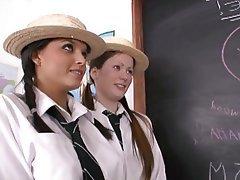 British Babe Lesbian Teacher