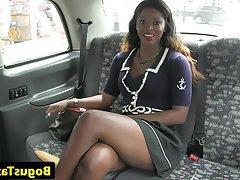 Babe Blowjob Taxi