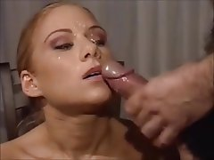 Big Cock Cumshot Facial Redhead Beauty