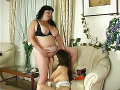 Big Butts Granny Lesbian Old and Young
