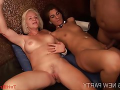 Amateur Gangbang Orgy Party