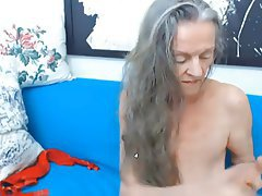 Webcam Mature Granny Russian