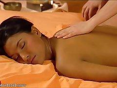 Lesbian Massage MILF