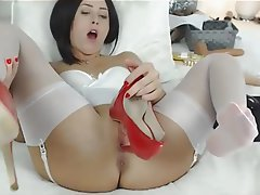 Anal Foot Fetish Pussy Stockings