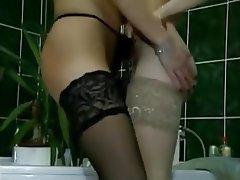 Cunnilingus German Lesbian Small Tits