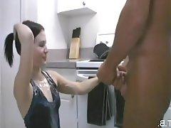 Cumshot Masturbation