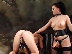 BDSM Lesbian Russian