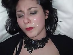 Bukkake Cum in mouth Facial Group Sex