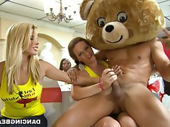 Blowjob Orgy Party Wife