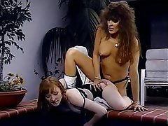 Anal Lesbian Vintage Strapon