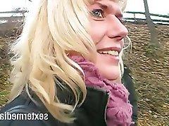 Anal Blonde Hardcore German