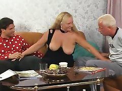 Anal Mature Old and Young Granny