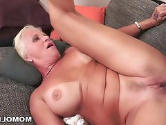 Anal Interracial Granny Mature