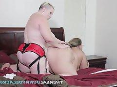 BBW Lesbian Femdom