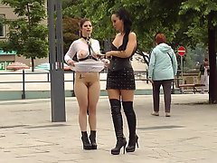 Fetish Kinky Public British
