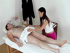 Massage Asian Chinese Chinese