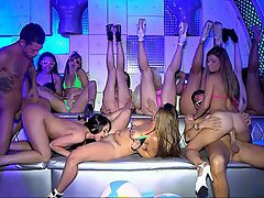 Party Teen Orgy