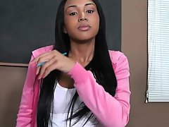 Black Ebony Babe Cute