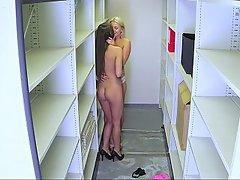 Teen Cute Nudist Lesbian