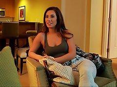 Hotel Pornstar Stockings Lingerie
